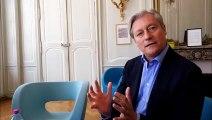 Laurent Hénart  s'exprime sur l'édition 2019 du son et lumière place Stanislas