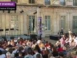 """""""La Mort d'Achille"""", en direct du festival d'Avignon"""