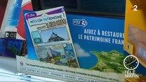Loto du patrimoine : de nouveaux tickets à 3 €