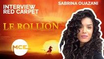 Le Roi Lion: Sabrina Ouazani prête sa voix à la plus badass des hyènes ! (INTERVIEW)