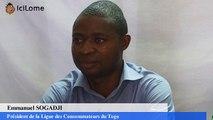 Emmanuel Sogadji : « Le moment n'est pas opportun pour la mise en application de la taxe d'habitation au Togo »