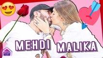"""Malika et Mehdi (IDLT) : Qui est le plus """"inculque"""" ? Le plus dominant ? Le plus jaloux ?"""
