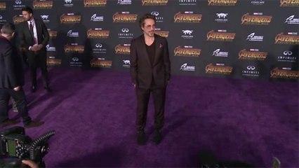 Robert Downey Jr. verabschiedet sich von Iron Man