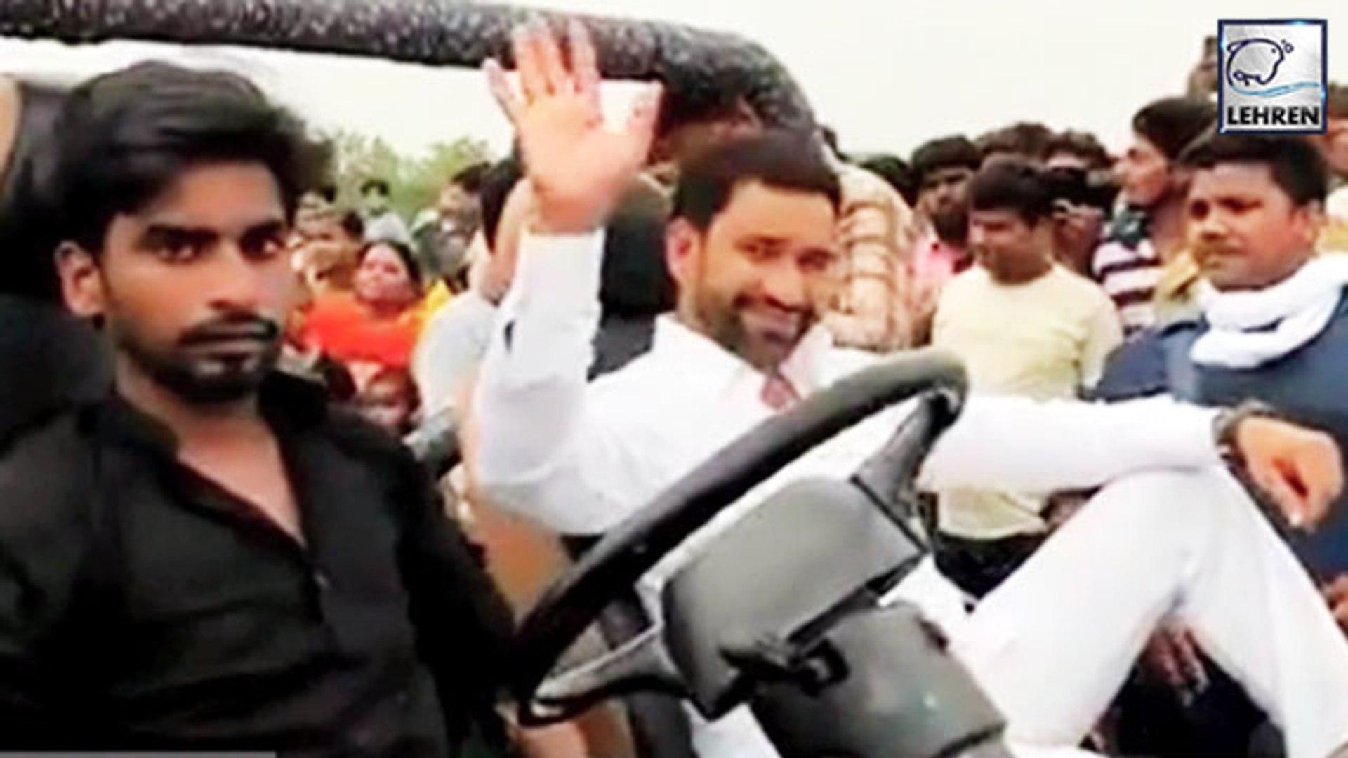 देखिये 'मुकद्दर का सिकंदर ' के शूटिंग वीडियो | Dinesh Lal Yadav