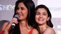 Katrina Kaif got cutest birthday wish from her  BFF Alia Bhatt   FilmiBeat