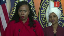 Ayanna Pressley on Donald Trump's racist comments