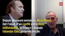 Nice-Matin pris dans guerre qui oppose deux milliardaires pour contrôler le groupe.