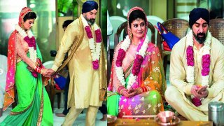 Pooja Batra & Nawab Shah's wedding photos finally out; Check out | FilmiBeat