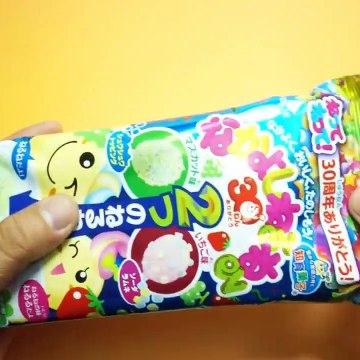 Kracie Nakayoshi Neru Neru Fun DIY JAPANESE CANDY Soda Making Kit