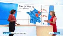 Sécheresse : un déficit de pluie sur tout le territoire