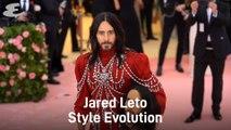 Jared Leto Style Evolution