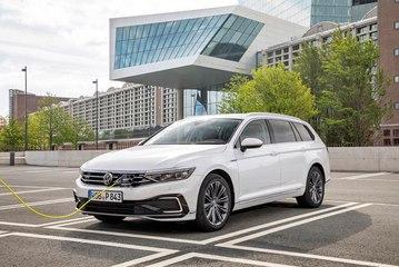 VW Passat GTE, Facelift 2019