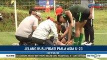 Asnawi Mangkualam Cedera Serius Saat Sesi Latihan Timnas U-23