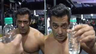 Salman Khan gets trolled for Bottle Cap Challenge; Check Out Here | FilmiBeat