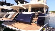 2019 Monte Carlo Yachts 65 - Deck Walkaround - 2018 Cannes Yachting Festival