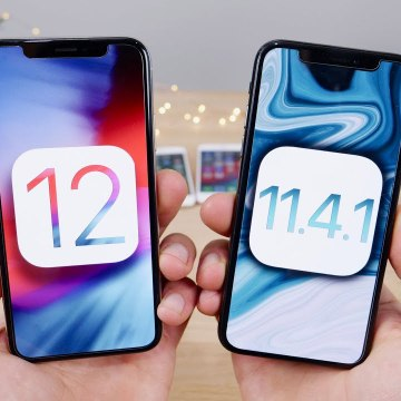 iOS 12 vs 11.4.1 FINAL Speed Test- Actually 2x Faster??