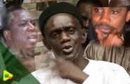 Mame makhtar Gueye de l'ONG JAMRA soutient la famille Seck