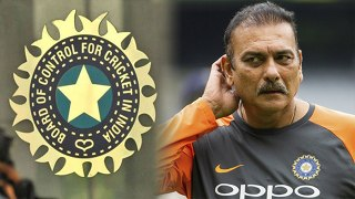 BCCI to recruit new Team India's support staff, Ravi Shastri might be removed | वनइंडिया हिंदी