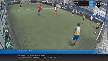 But de Equipe 1 (2-5) - Equipe 1 Vs Equipe 2 - 16/07/19 12:20 - Loisir Créteil (LeFive)