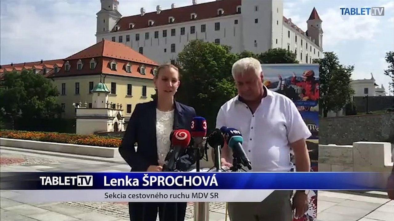 ZÁZNAM: TK ministra dopravy a výstavby SR Árpáda Érseka