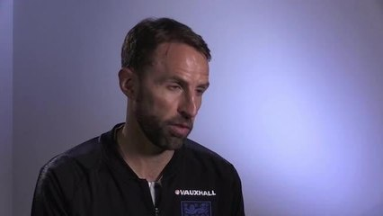Gareth Southgate reflects on World Cup