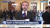 La démission de François de Rugy est une énorme surprise pour les députés à quelques minutes de son passage à l'Assemblée nationale