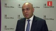 Sajid_Javid explains uk immigration policy