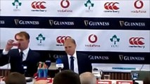 Ireland coach Joe Schmidt reflects on a November clean sweep