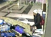 Poppy collection box theft at hotel near Heathrow
