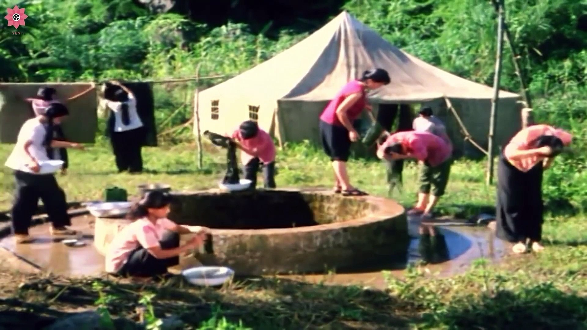 Top Vietnamese Movies - Vietnam War Movies - Love and War - Best War Movies - English Subtitles_Part