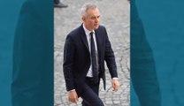 François de Rugy, ministre de la transition écologique, a présenté sa démission du gouvernement