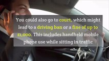 These are the sentences for driving offences