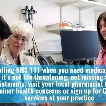 Support the NHS