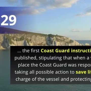 A Brief History of Her Majesty's Coastguard