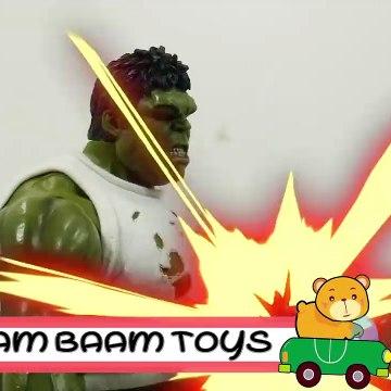 The Hulk Transformation