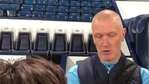 Lee Bullen reflects on Wednesday's draw at West Bromwich Albion