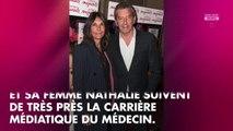 """Michel Cymes a """"tout fait pour dissuader"""" ses fils de devenir médecins"""