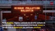 Qualité de l'air : l'Anses alerte sur le danger de nouvelles particules