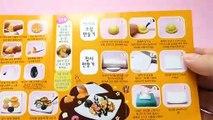 Donerland Miniatures play - Waffle & Fish bun