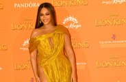 Beyonce's Lion King beauty look