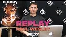 Paul Wesley se revoit dans The Vampire Diaries et Newport Beach