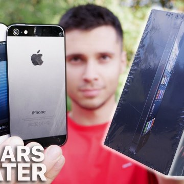 iPhone 5 Unboxing- 6 Years Old Today