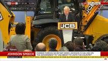 Boris Johnson grilled during Brexit speech