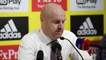 Dyche hails best away performance of the season