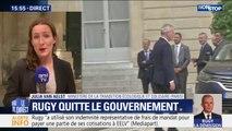 François de Rugy ne devrait pas s'exprimer cet après-midi, après l'annonce de sa démission