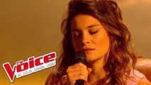 L'Encre de tes yeux - Francis Cabrel | Julia Paul | The Voice France 2017 | Live