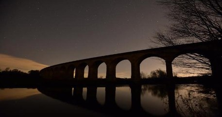 Arthington star strails timelapse