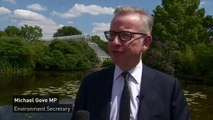 Gove says he doesn't know if he'll be in next PM's cabinet