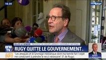 """Gilles le Gendre, président du groupe LaRem à l'Assemblée Nationale, """"salue"""" la décision de François de Rugy"""