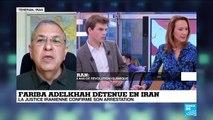 Une anthropologue franco-iranienne détenue en Iran depuis un mois et demi